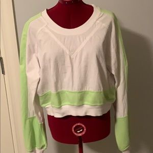 Urban Outfitters Cropped Sweatshirt